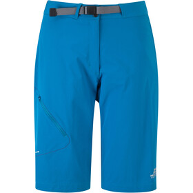 Mountain Equipment Comici Naiset Lyhyet housut , sininen